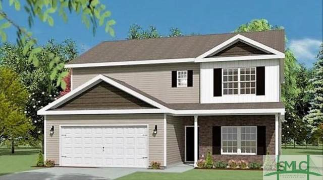 104 Guana Lane, Bloomingdale, GA 31302 (MLS #246722) :: Keller Williams Coastal Area Partners