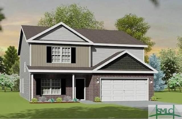 110 Guana Lane, Bloomingdale, GA 31302 (MLS #246725) :: Keller Williams Coastal Area Partners