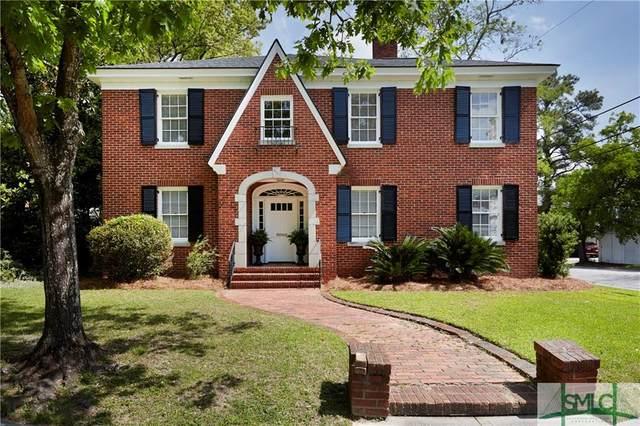 526 E 48th Street, Savannah, GA 31405 (MLS #246727) :: RE/MAX All American Realty