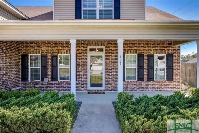 106 Laurel Lane, Guyton, GA 31312 (MLS #246734) :: Bocook Realty