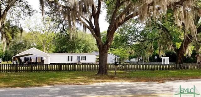 275 & 257 Ellabell Loop Road, Ellabell, GA 31308 (MLS #246735) :: Luxe Real Estate Services