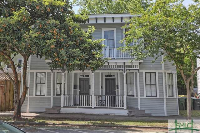 913 Lincoln Street, Savannah, GA 31401 (MLS #247738) :: Luxe Real Estate Services