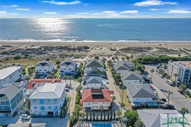 5 13th Lane, Tybee Island, GA 31328 (MLS #247741) :: Team Kristin Brown | Keller Williams Coastal Area Partners