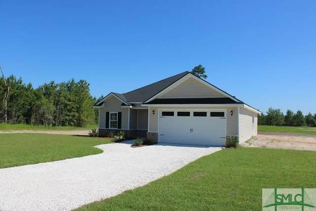 Lot 8 Mehalko Road, Walthourville, GA 31301 (MLS #247749) :: Team Kristin Brown | Keller Williams Coastal Area Partners