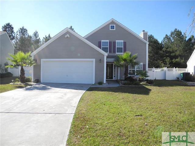 175 Old Pond Circle, Pooler, GA 31322 (MLS #247751) :: The Arlow Real Estate Group