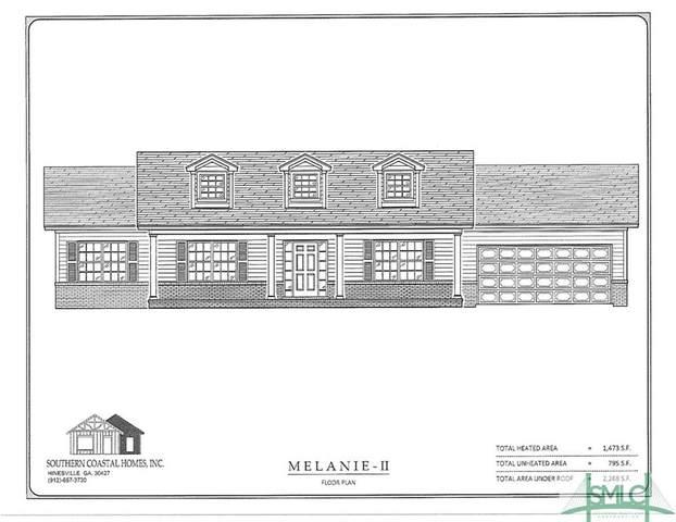Lot 6 Mehalko Road, Walthourville, GA 31301 (MLS #247752) :: Liza DiMarco
