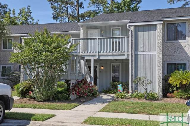 7 Tabby Lane 7F, Savannah, GA 31410 (MLS #247756) :: Coldwell Banker Access Realty
