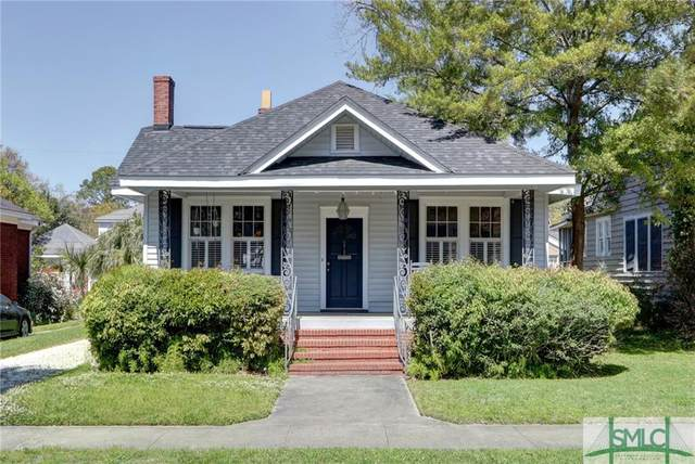 210 E 54th Street, Savannah, GA 31405 (MLS #247765) :: Bocook Realty