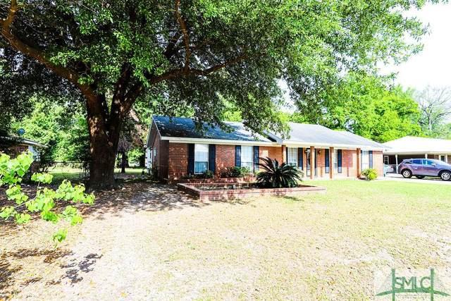 105 Cedar Street, Hinesville, GA 31313 (MLS #247787) :: Luxe Real Estate Services