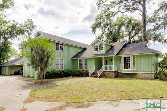7507 La Roche Avenue, Savannah, GA 31406 (MLS #247791) :: McIntosh Realty Team