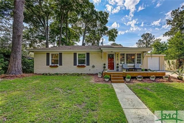 8610 Hurst Avenue, Savannah, GA 31406 (MLS #247805) :: The Arlow Real Estate Group