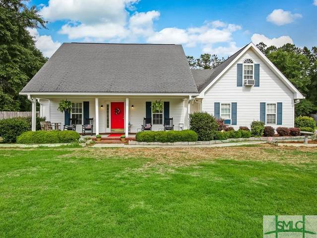 225 Wild Rose Drive, Guyton, GA 31312 (MLS #247808) :: Coastal Savannah Homes