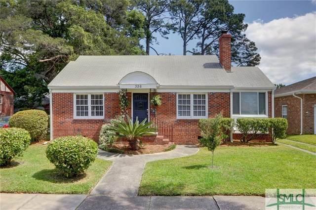 326 E 54th Street, Savannah, GA 31405 (MLS #247817) :: Team Kristin Brown | Keller Williams Coastal Area Partners