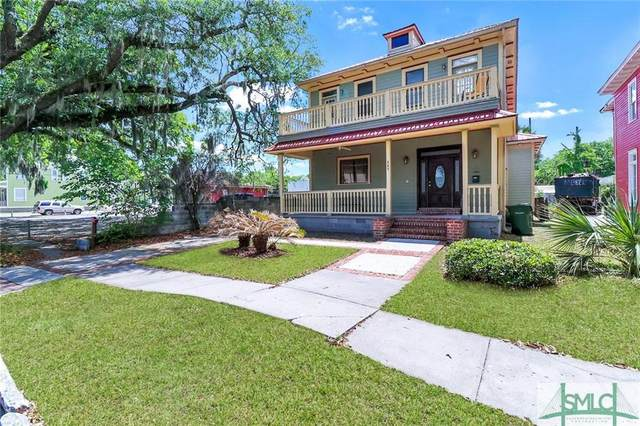 409 W 36th Street, Savannah, GA 31401 (MLS #247827) :: Coldwell Banker Access Realty