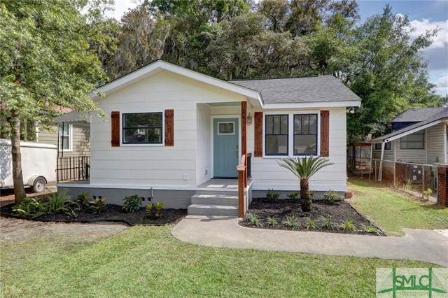 2411 Alabama Avenue, Savannah, GA 31404 (MLS #247829) :: Keller Williams Coastal Area Partners