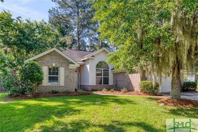 174 Parkview Road, Savannah, GA 31419 (MLS #247850) :: Teresa Cowart Team