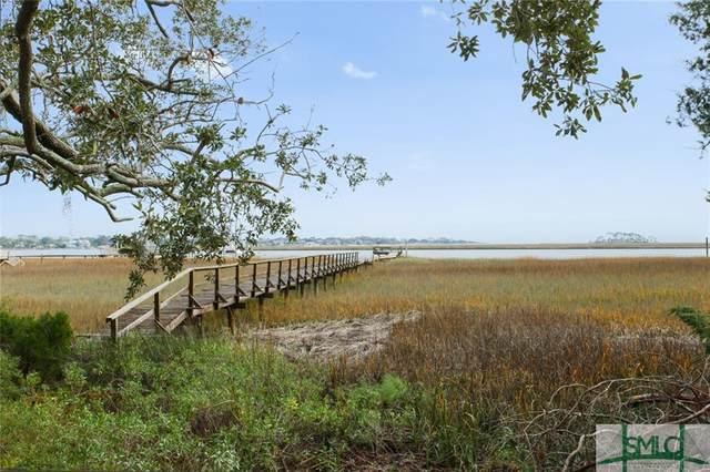 136 San Marco Drive, Tybee Island, GA 31328 (MLS #247856) :: The Arlow Real Estate Group