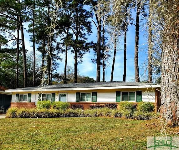 26 Sherwood Road, Savannah, GA 31406 (MLS #247857) :: The Arlow Real Estate Group