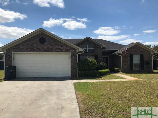 32 W Daryl Drive, Hinesville, GA 31313 (MLS #247860) :: Coldwell Banker Access Realty