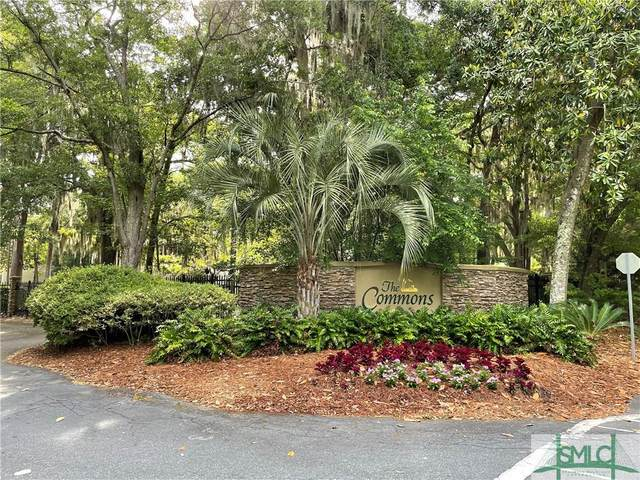 401 N Cromwell Road 3H, Savannah, GA 31410 (MLS #247864) :: McIntosh Realty Team