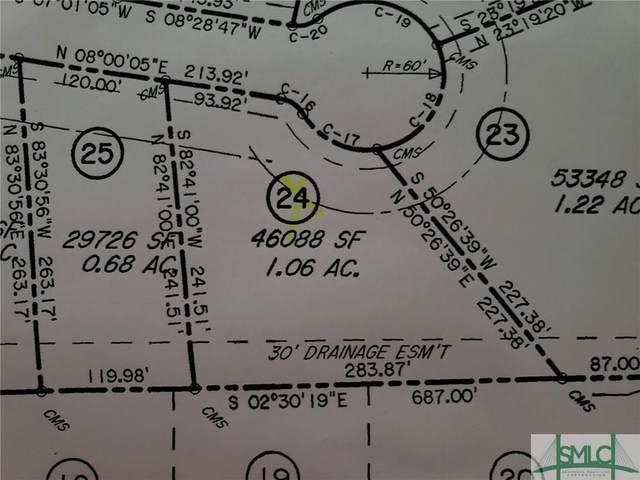 103 Biltmore Drive, Guyton, GA 31312 (MLS #247872) :: Liza DiMarco