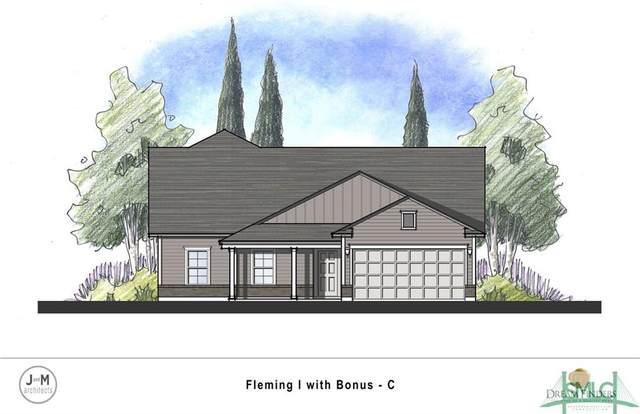 72 Mettler Loop, Richmond Hill, GA 31324 (MLS #247875) :: Luxe Real Estate Services