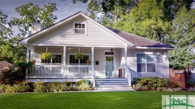 415 E 58th Street, Savannah, GA 31405 (MLS #247876) :: Keller Williams Coastal Area Partners