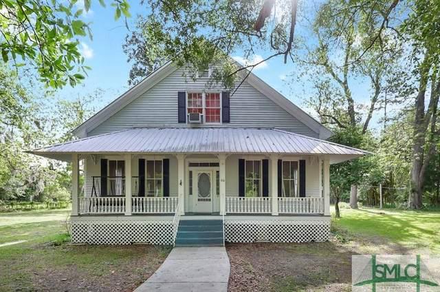 116 Reedsville Road, Clyo, GA 31303 (MLS #247879) :: Bocook Realty