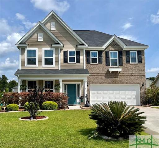 1647 Castleoak Drive, Richmond Hill, GA 31324 (MLS #247882) :: Liza DiMarco