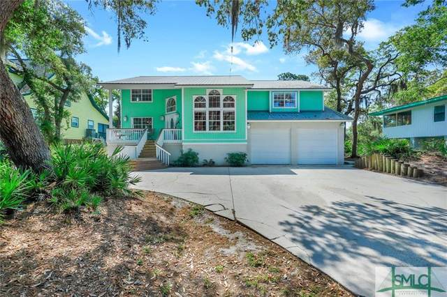 108 San Marco Drive, Tybee Island, GA 31328 (MLS #247884) :: Team Kristin Brown | Keller Williams Coastal Area Partners