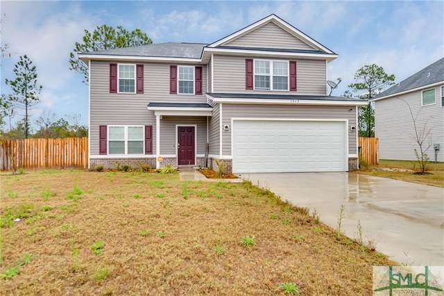1313 Windrow Drive, Hinesville, GA 31313 (MLS #247888) :: Coldwell Banker Access Realty