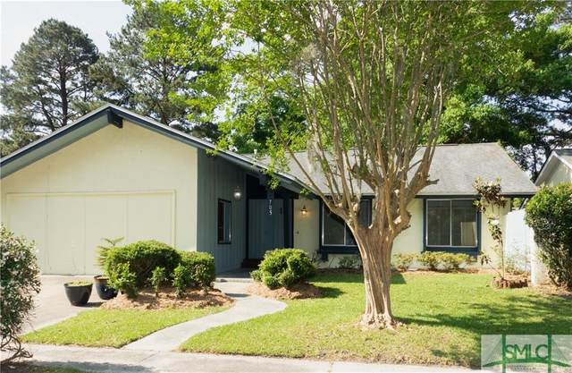 705 Woodley Road, Savannah, GA 31419 (MLS #247894) :: Keller Williams Coastal Area Partners