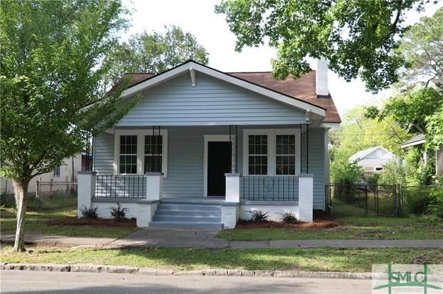 731 E 36th Street, Savannah, GA 31401 (MLS #247896) :: The Sheila Doney Team