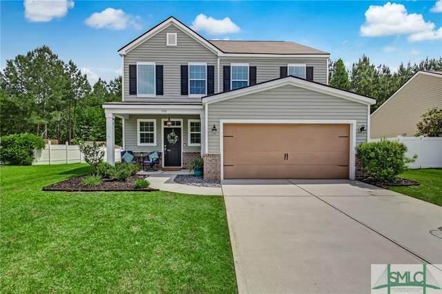 550 Amsonia Circle, Guyton, GA 31312 (MLS #247898) :: The Arlow Real Estate Group