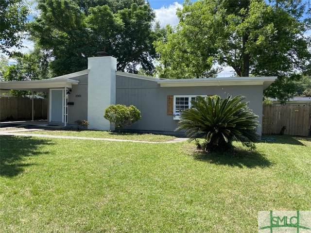 2363 Toussaint Avenue, Savannah, GA 31404 (MLS #247899) :: Bocook Realty