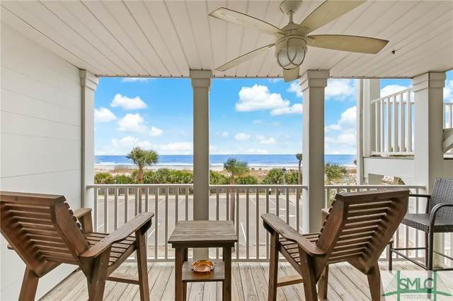 1615 Strand Avenue #6, Tybee Island, GA 31328 (MLS #247904) :: McIntosh Realty Team
