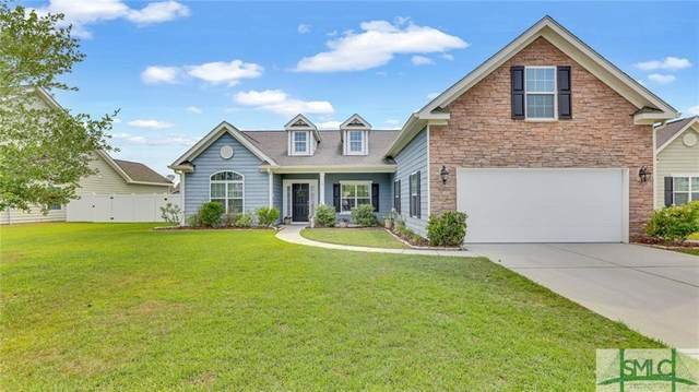 19 Belle Gate Court, Pooler, GA 31322 (MLS #247910) :: Heather Murphy Real Estate Group