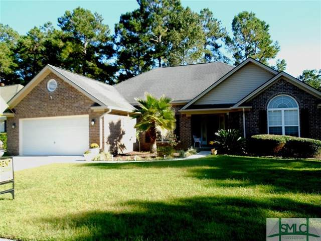 146 Marshview Drive, Richmond Hill, GA 31324 (MLS #247915) :: Teresa Cowart Team
