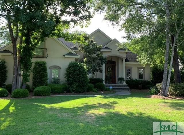 18 Grand Lake Circle, Savannah, GA 31405 (MLS #247916) :: Coastal Savannah Homes
