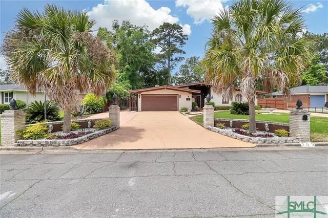 703 Beechwood Drive, Savannah, GA 31419 (MLS #247924) :: Keller Williams Coastal Area Partners
