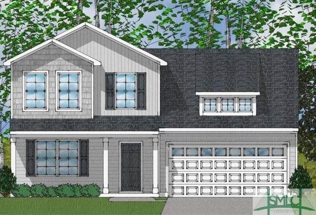 120 Greenbriar Drive, Guyton, GA 31312 (MLS #247939) :: Teresa Cowart Team