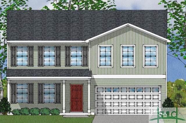 118 Greenbriar Drive, Guyton, GA 31312 (MLS #247943) :: Teresa Cowart Team