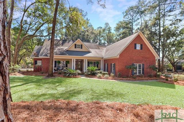 501 Lakeview Drive, Rincon, GA 31326 (MLS #247945) :: Coldwell Banker Access Realty