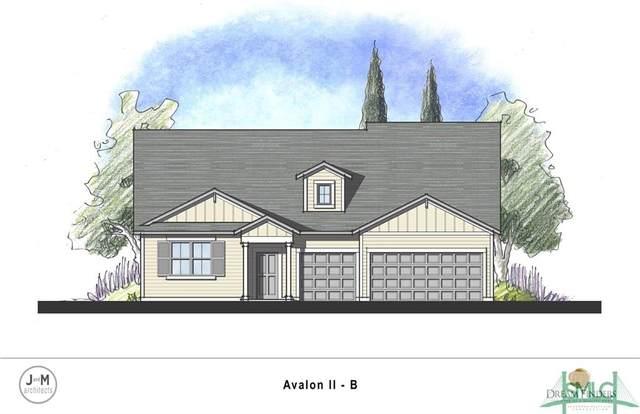369 Beecher Drive, Richmond Hill, GA 31324 (MLS #247953) :: Luxe Real Estate Services