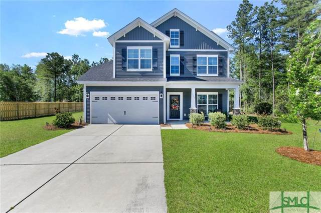 206 Wessex Road, Guyton, GA 31312 (MLS #247960) :: Luxe Real Estate Services