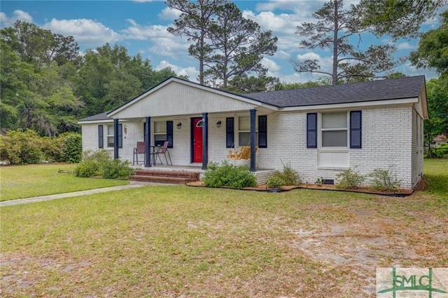 602 2nd Street, Hinesville, GA 31313 (MLS #247961) :: The Arlow Real Estate Group