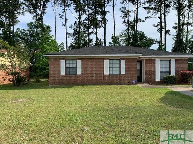 246 Garden Circle, Hinesville, GA 31313 (MLS #247963) :: The Arlow Real Estate Group