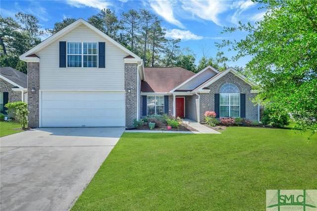 21 Carlisle Lane, Savannah, GA 31419 (MLS #247988) :: Coldwell Banker Access Realty