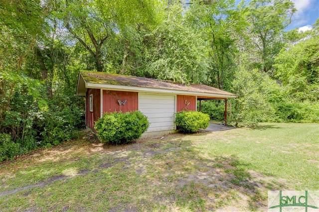 204 S Ash Street, Springfield, GA 31329 (MLS #247996) :: Savannah Real Estate Experts