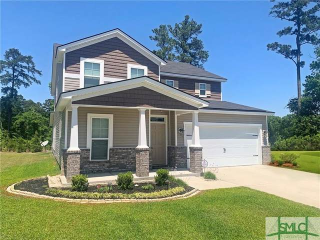 13 Symphony Court, Pooler, GA 31322 (MLS #247999) :: Team Kristin Brown | Keller Williams Coastal Area Partners